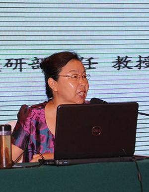 穆瑞丽教授(河北省委党校管理学教研部副主任教授)